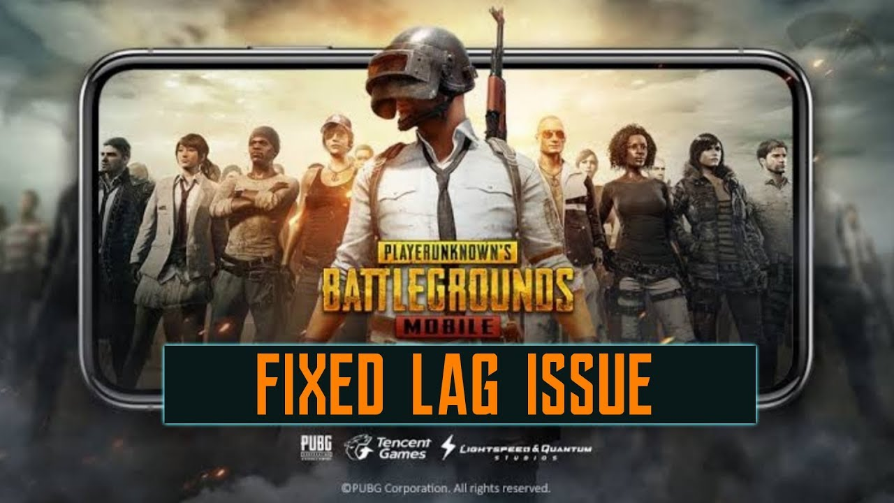 PUBG How To Fix Lag(100 % Working 2018 Method) | The TechRim