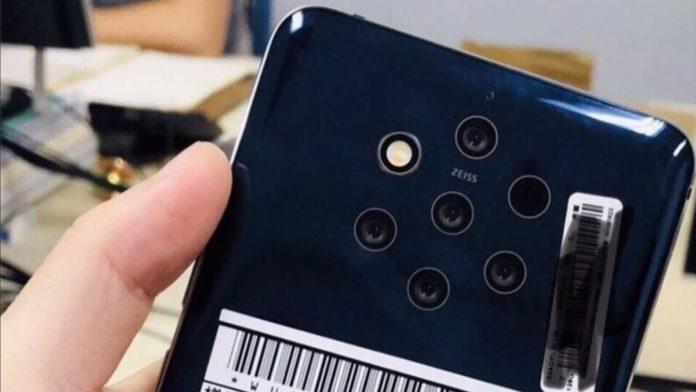 Nokia 9 : The Pentacamera Smartphone