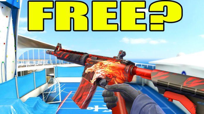 Free CS: GO Skins