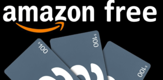 Free Shopping from Amazon