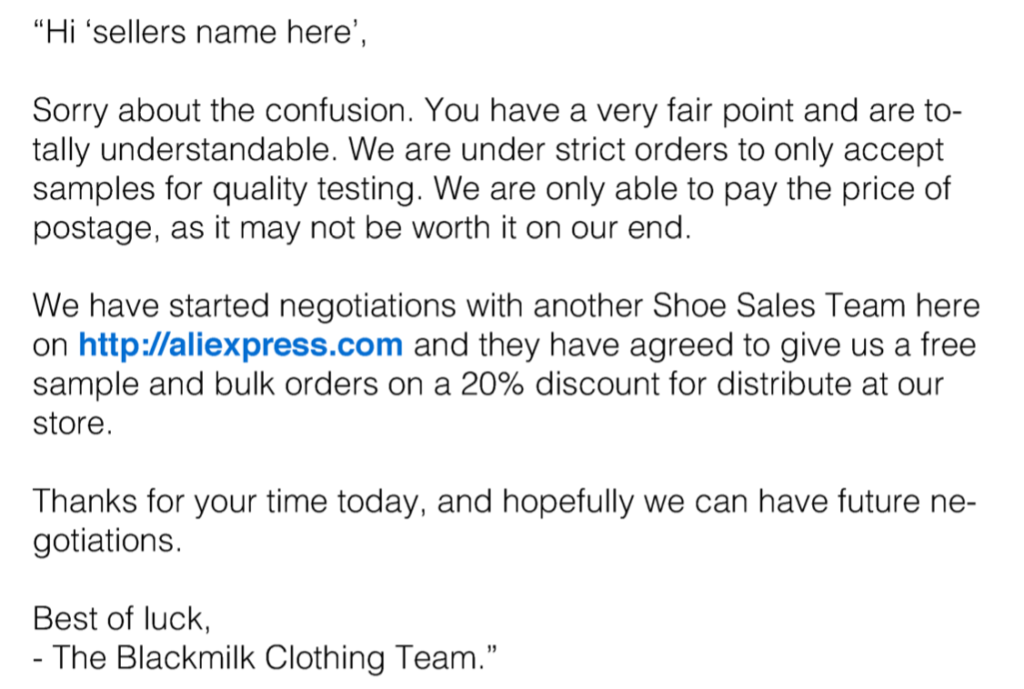 How to get free items in AliExpress