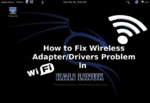 Fix Wireless Drivers Problem in Kali Linux (2020)