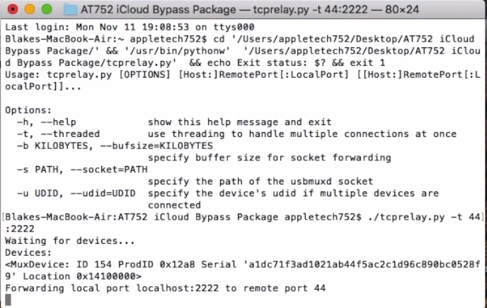 How to Bypass iCloud Lock