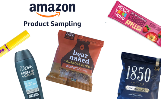 Get Free Product From AMAZON