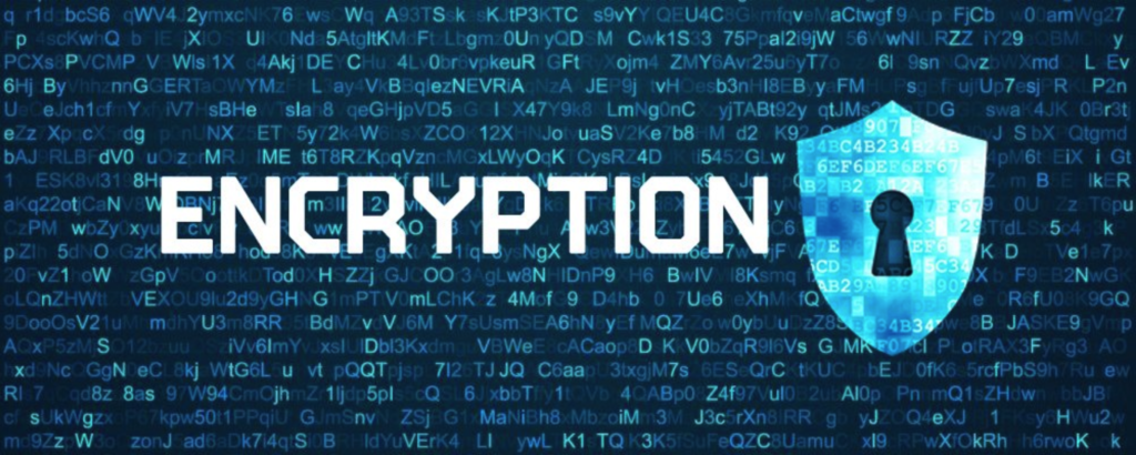 Protect Your Identity Online - Encryption