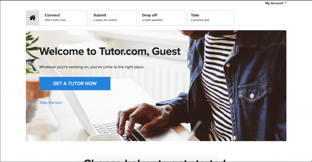 How to get free personal tutor