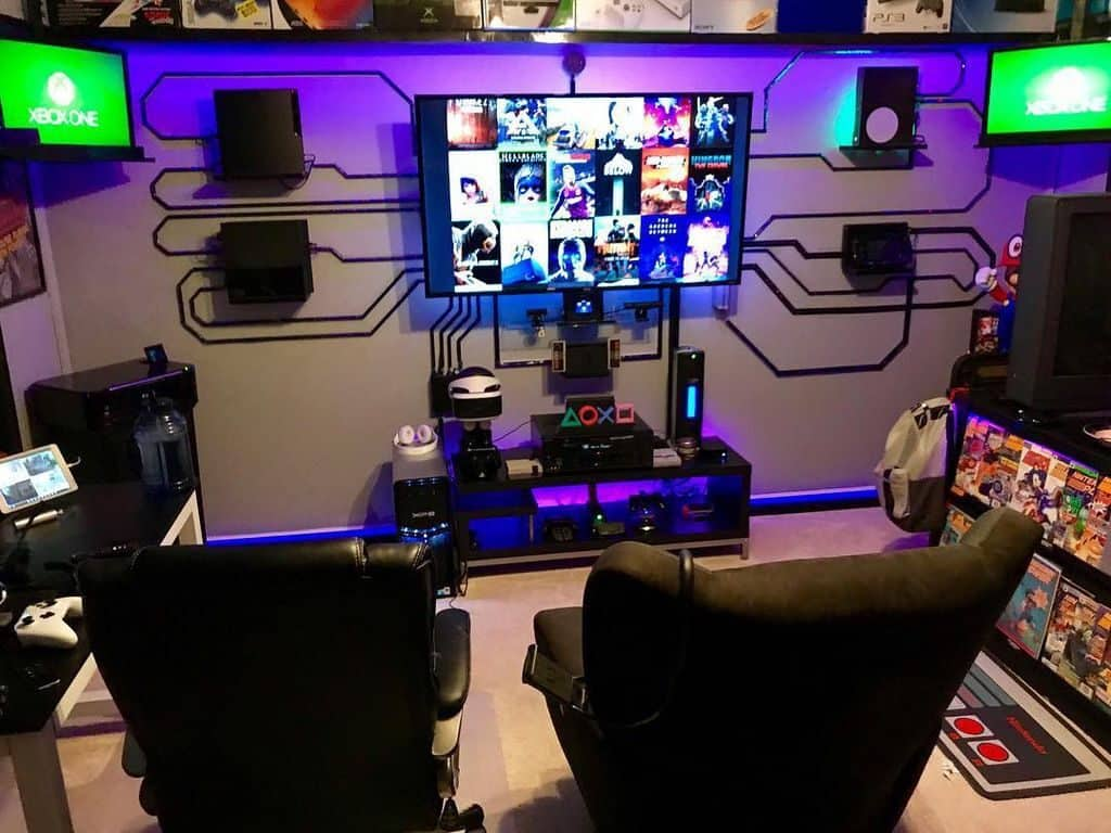 Gaming Space at Home