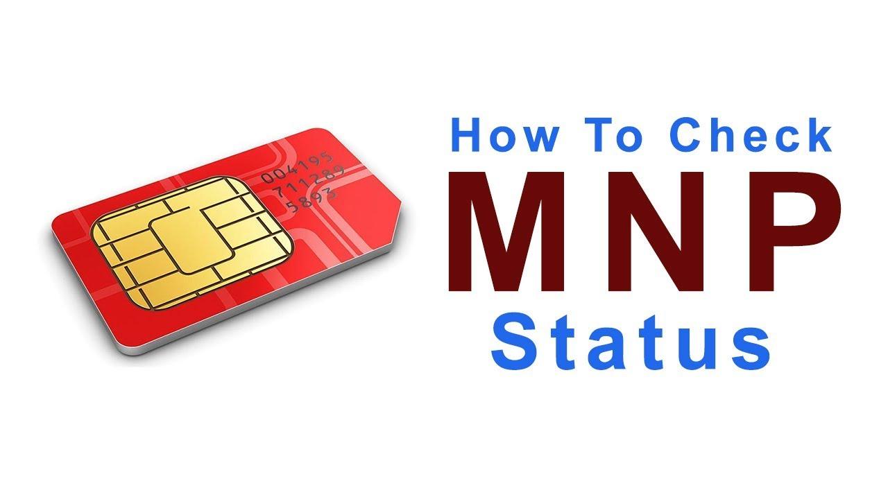 MNP status check