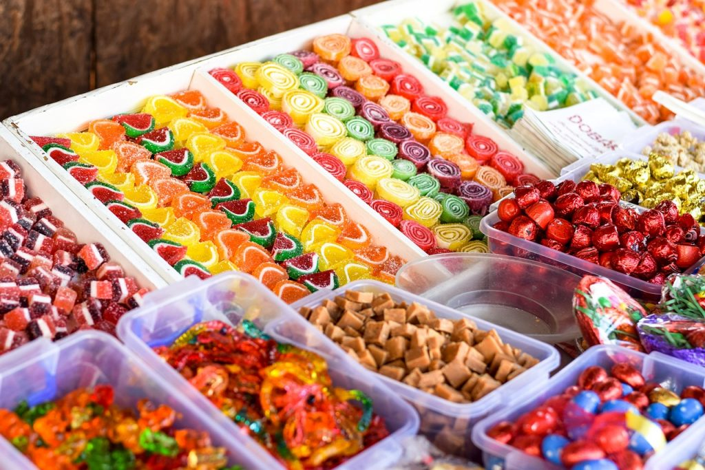 Sweet Candies Are Like by Everyone