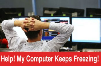 5 main reasons for Why Computer keeps freezing
