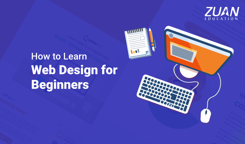 A beginner's guide to Web Designing