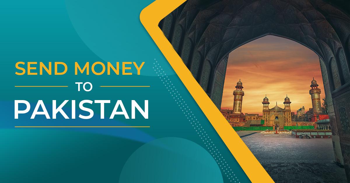 send money to Pakistan