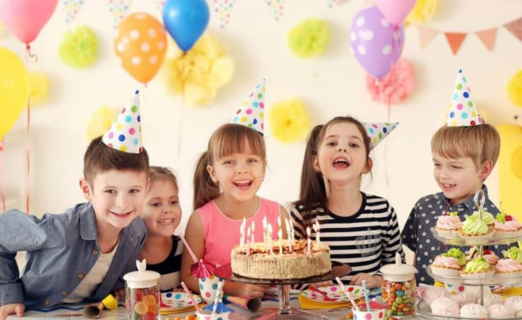 Tips for a Festive Children's Birthday Party at Home