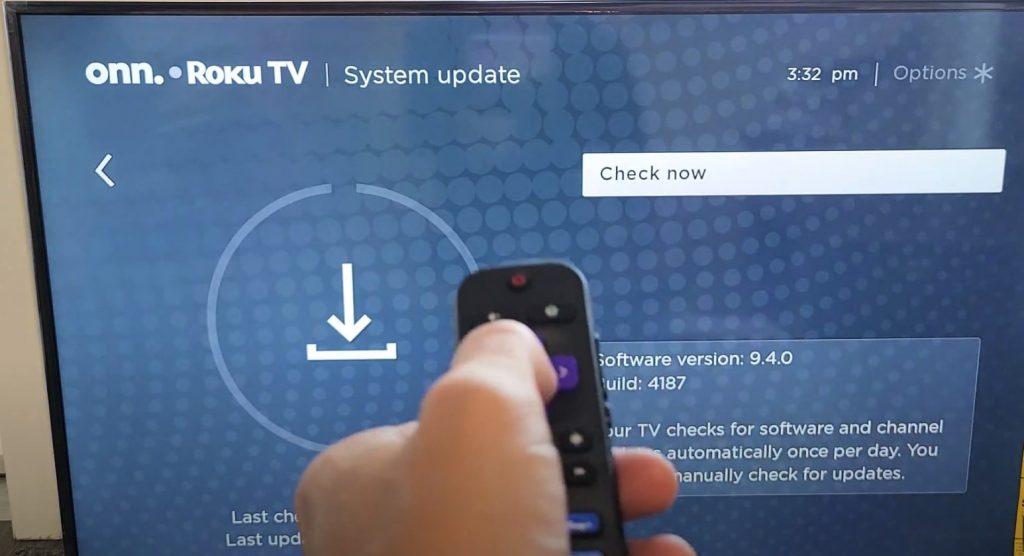 Netflix not working on Roku - System Update