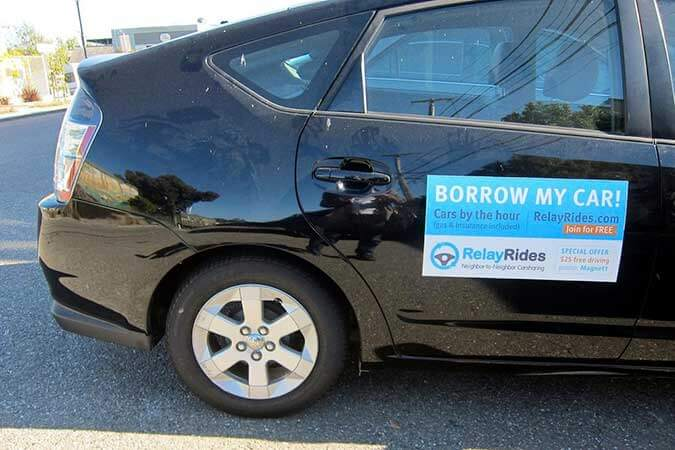 How Reflective Car Magnets Aid In Business Promotion