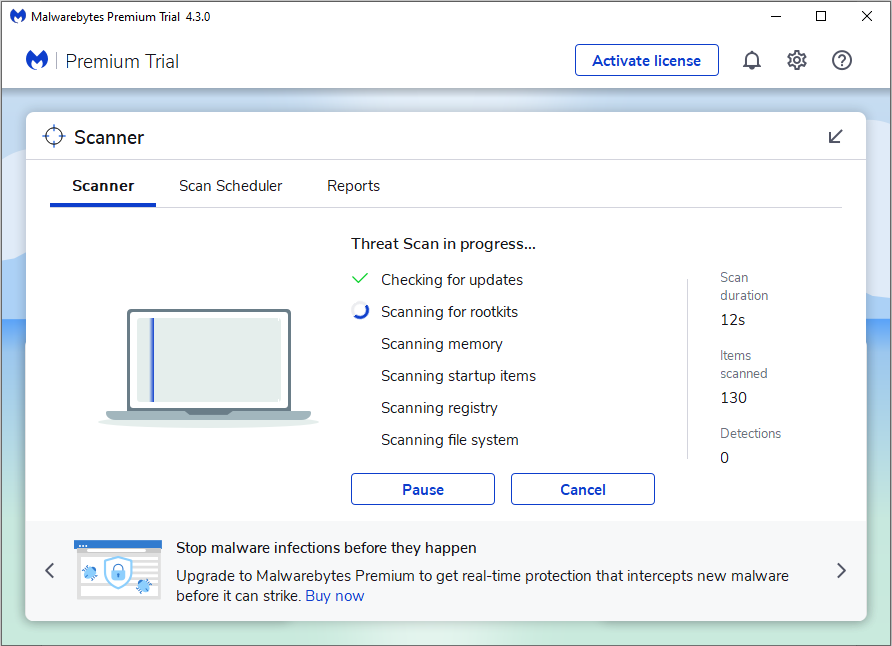 Malware Removal Software