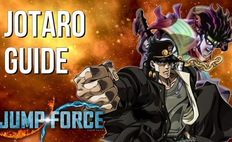 A brief Guide to Jotaro