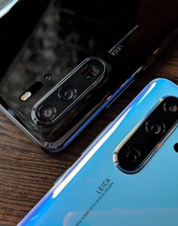 Everything to know about the Huawei P30