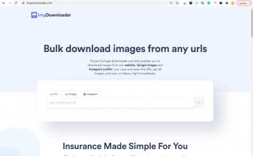 How to Extract Images from A Website
