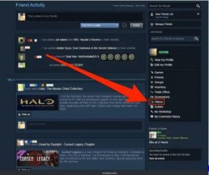 how to post video on steam