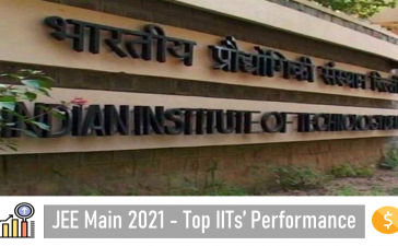 JEE MAIN 2021 – How the best IITs performed last year