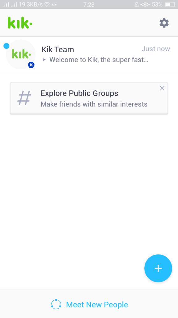Kik Groups