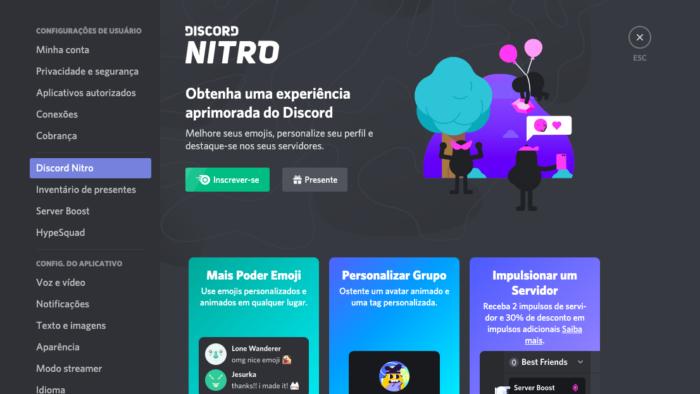 Discord Nitro Free Trial