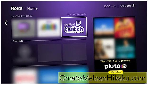 how to watch twitch on roku 2