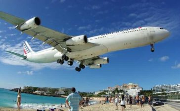 How To Find Cheap Flights From Saint Martin?