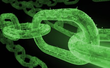 How does blockchain help fight counterfeits?